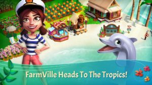 تصویر محیط FarmVille 2: Tropic Escape v1.91.6618
