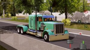 تصویر محیط World Truck Driving Simulator v1.079 + data