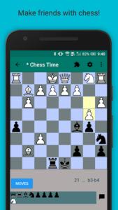 تصویر محیط Chess Time® Pro – Multiplayer v3.4.3.10