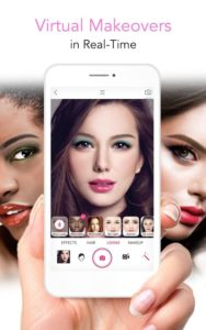 تصویر محیط YouCam Makeup – Selfie Camera & Magic Makeover v5.75.3