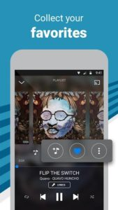 تصویر محیط Deezer: Songs & Album Streaming with our Music App v6.1.16.108