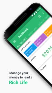 تصویر محیط Wallet – Money, Budget, Finance & Expense Tracker v8.1.211