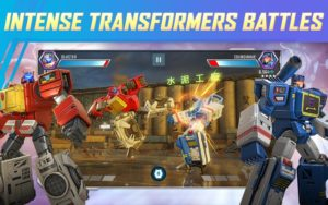 تصویر محیط TRANSFORMERS: Forged to Fight v8.4.3