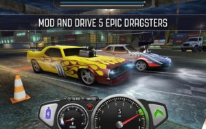 تصویر محیط Top Speed: Drag & Fast Racing v1.32.1