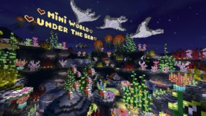 تصویر محیط Mini World: Block Art v0.33.2