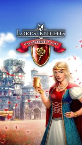 تصویر محیط Lords & Knights – Medieval Strategy MMO v8.2.1