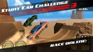 تصویر محیط Stunt Car Challenge 3 v3.30