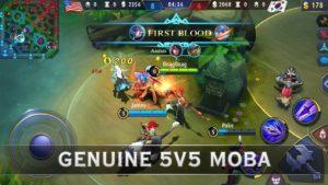 تصویر محیط Mobile Legends: Bang bang v1.3.74.3971