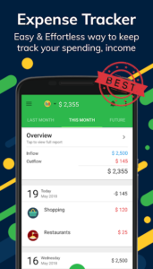 تصویر محیط Money Lover: Spending Tracker & Budget Planner v3.9.14.2019091308