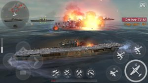 تصویر محیط WARSHIP BATTLE 3D World War II v3.1.5