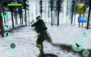 تصویر محیط Mega Killing Squad 2: Winter Wars Shooting Games v1.0