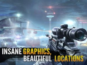 تصویر محیط Sniper Fury: best shooter game v5.1.2b
