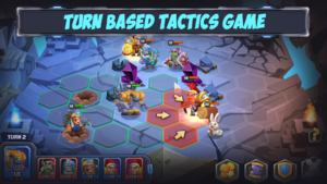 تصویر محیط Tactical Monsters Rumble Arena v1.19.2