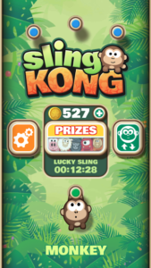 تصویر محیط Sling Kong v3.25.8