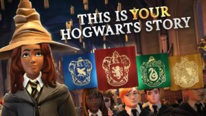 تصویر محیط Harry Potter: Hogwarts Mystery v2.2.4