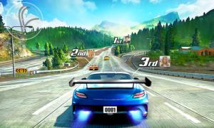 تصویر محیط Street Racing 3D v7.1.5