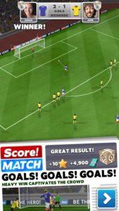 تصویر محیط Score! Match v1.81