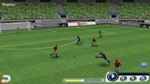 تصویر محیط World Soccer League v1.9.7
