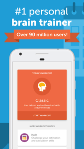 تصویر محیط Lumosity – Brain Training v2020.05.14.2110317