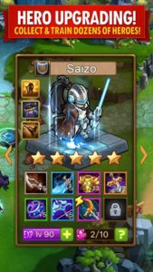 تصویر محیط Magic Rush: Heroes v1.1.248