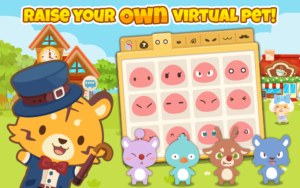 تصویر محیط Happy Pet Story: Virtual Sim v2.1.4