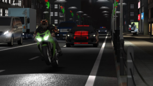 تصویر محیط Racing Fever: Moto v1.64.0