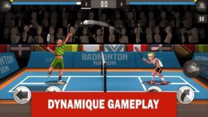 تصویر محیط Badminton League v5.20.5052.5
