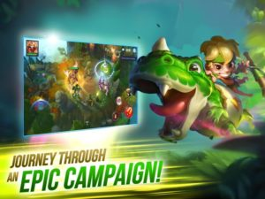 تصویر محیط Dungeon Hunter Champions: Epic Online Action RPG v1.8.34