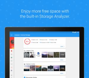 تصویر محیط File Commander – File Manager/Explorer Premium v7.0.38787
