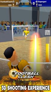 تصویر محیط Football Clash: All Stars v2.0.15s