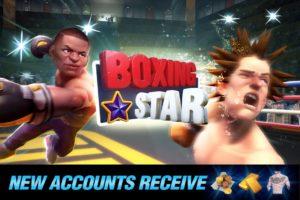تصویر محیط Boxing Star v1.7.3 + data