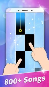 تصویر محیط Magic Music Tiles – Tap Tap Piano v2.54