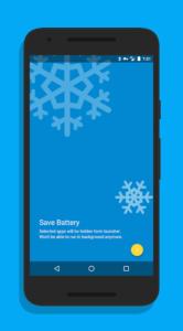 تصویر محیط Ice Box – Apps freezer v3.13.0