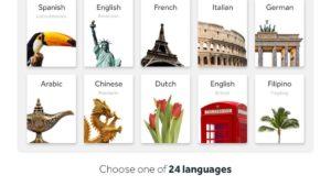 تصویر محیط Rosetta Stone: Learn Languages v5.12.4
