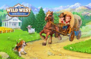 تصویر محیط Wild West: New Frontier. Build your super farm. v31.3