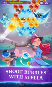 تصویر محیط Bubble Witch 3 Saga v6.2.8