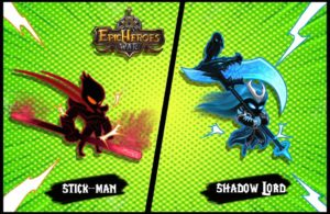 تصویر محیط Epic Heroes War: Shadow & Stickman – Fighting game v1.11.3.428dex