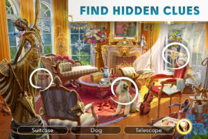 تصویر محیط June's Journey – Hidden Object v2.31.2
