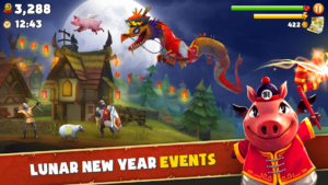 تصویر محیط Hungry Dragon™ v2.0 build 370 + data