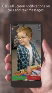 تصویر محیط Full Screen Caller ID Pro v15.1.10