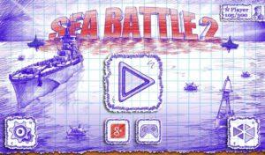 تصویر محیط Sea Battle 2 v2.3.6