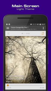 تصویر محیط AIMP v3.01 build 981