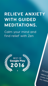 تصویر محیط Zen – Relax and Meditations v3.3.2