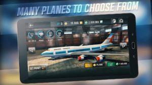 تصویر محیط Flight Sim 2018 v1.2.11