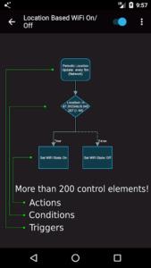تصویر محیط Automagic * Automation Premium v1.37.0