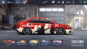 تصویر محیط Drag Racing: Streets v2.8.9 + data