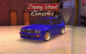تصویر محیط Driving School Classics v2.2.0 + data