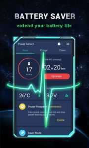 تصویر محیط Power Battery – Battery Life Saver & Health Test v1.9.8.1