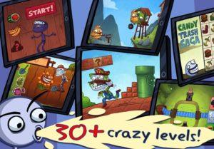 تصویر محیط Troll Face Quest: Video Games v1.9.0