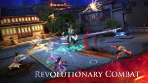 تصویر محیط Age of Wushu Dynasty v24.0.0 + data